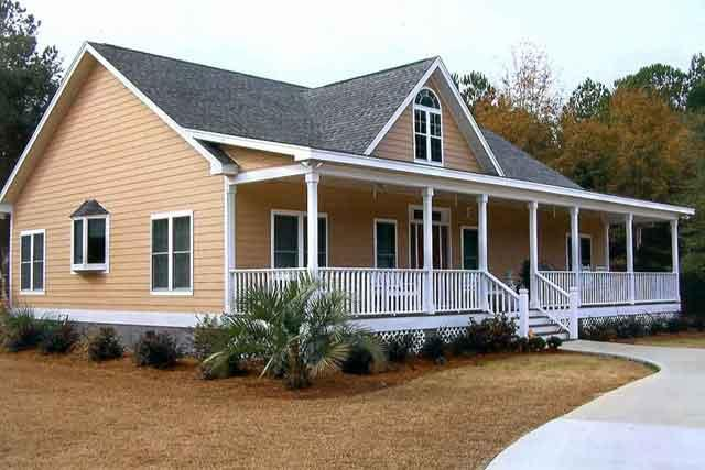 Pictures of front porch designs for mobile homes joy for Pictures of porches on mobile homes